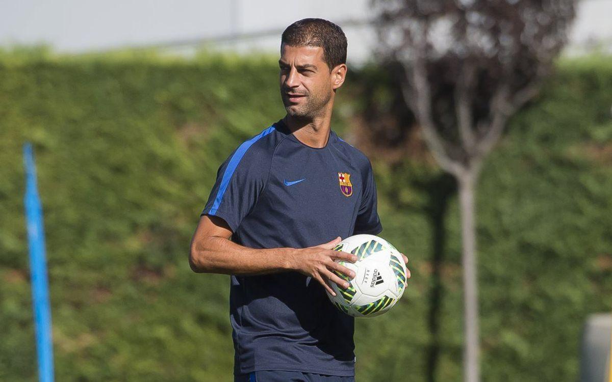 """Gerard López: """"Juguem contra un dels rivals més forts de la categoria"""