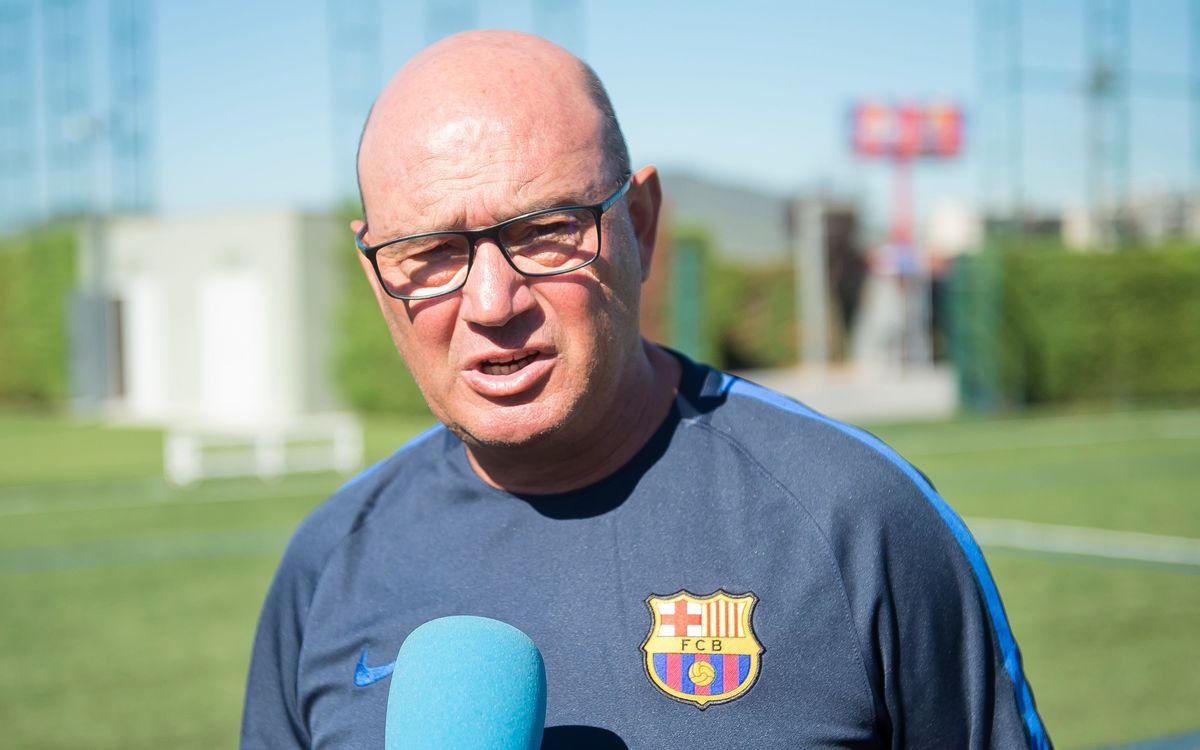 "Xavi Llorens: ""Estic il·lusionat"""