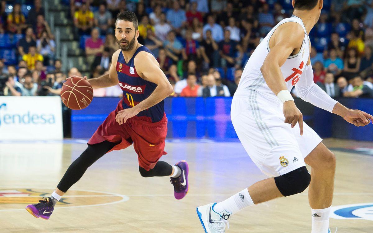 El calendario del FC Barcelona Lassa en la Liga ACB 2016/17