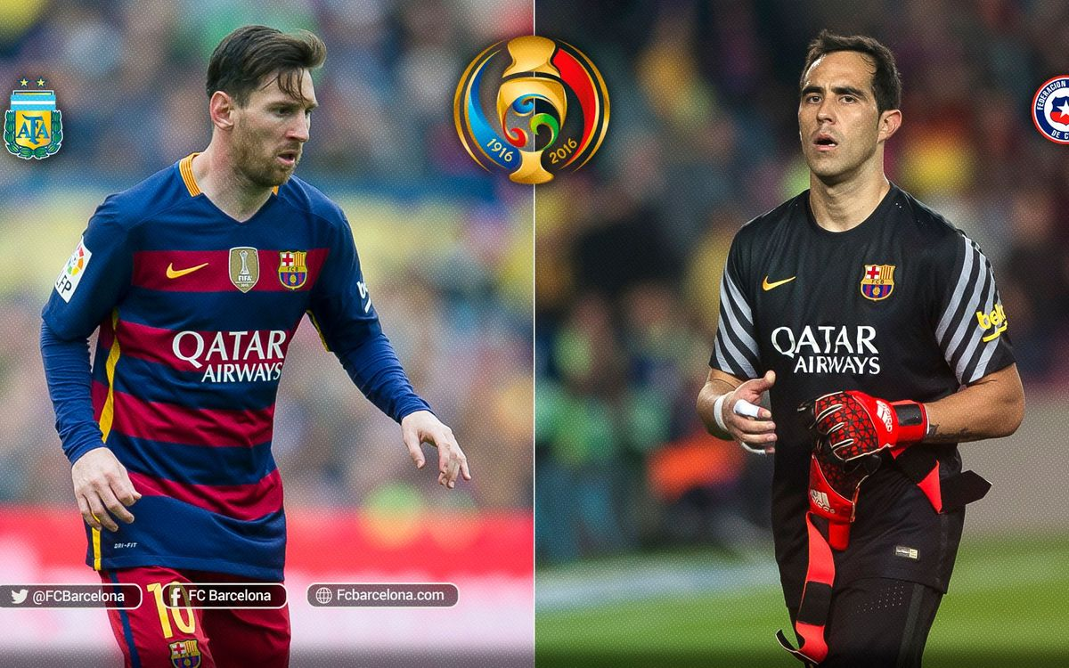 Messi and Bravo to meet in Copa America final