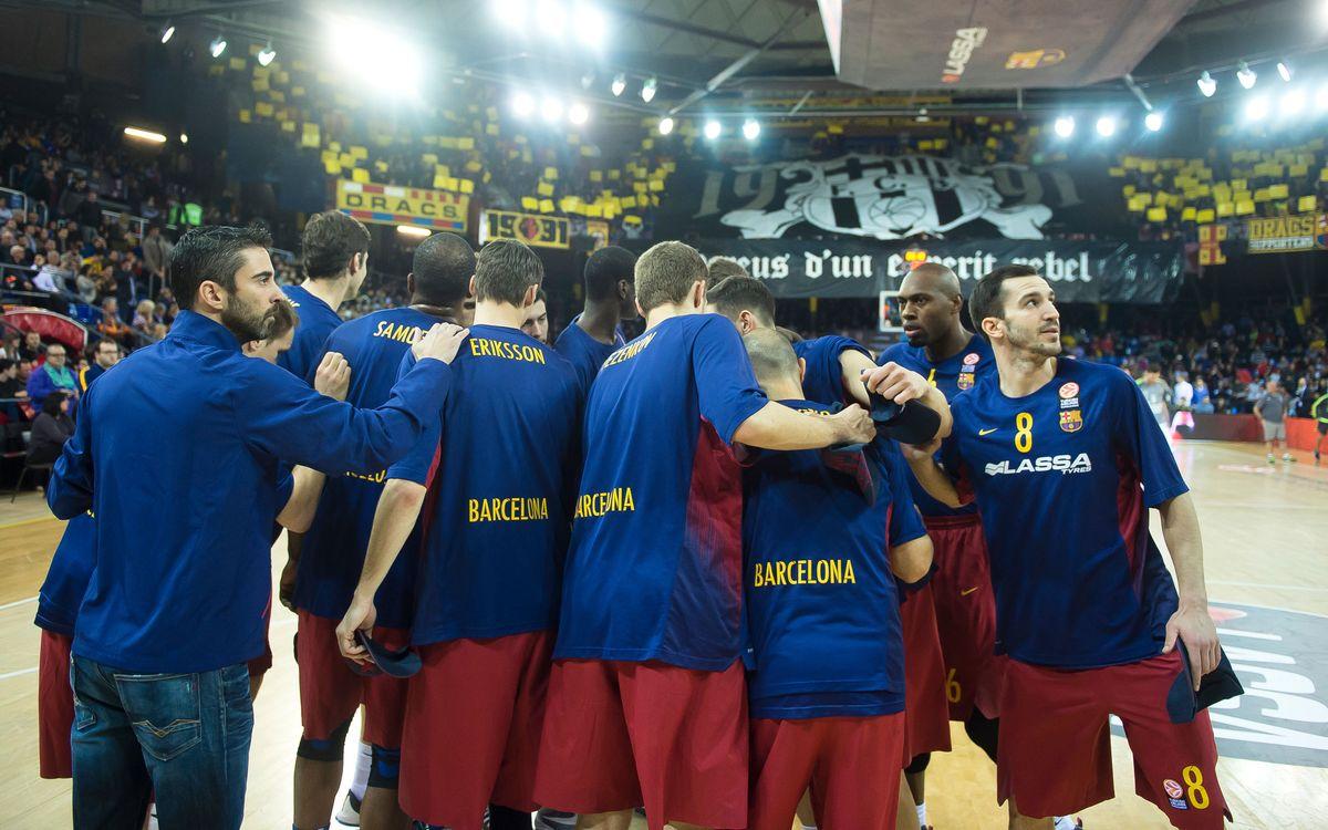 El Barça Lassa, un fijo en los cuartos de final de la Euroliga