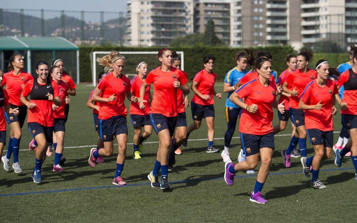 CE Seagull - FC Barcelona Femenino (previa): Esto sigue