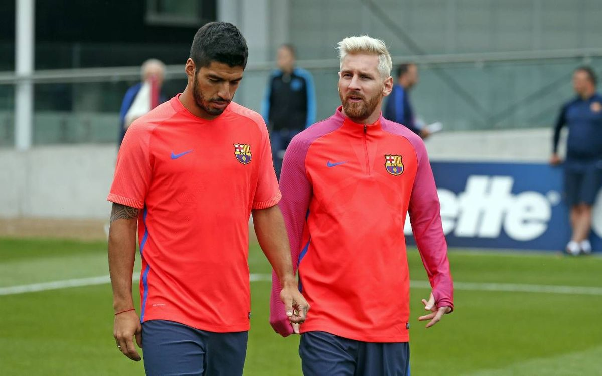 Messi and Arda, new additions at St. George's Park
