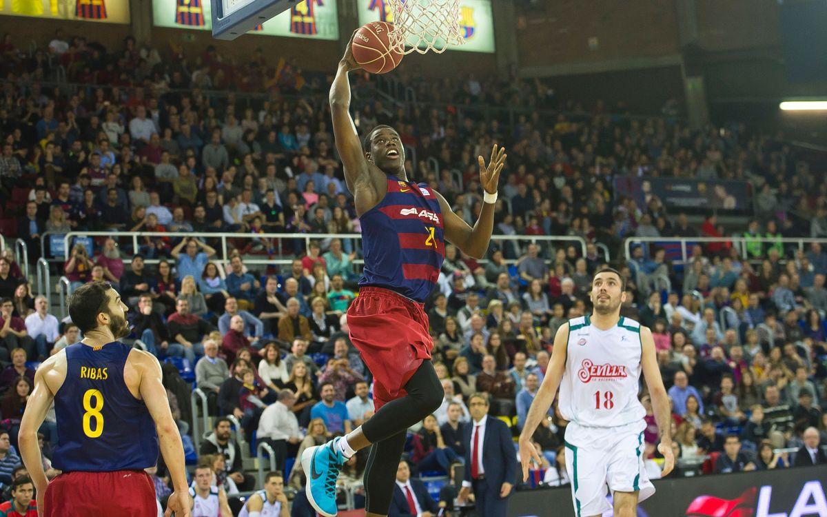 Moussa Diagne, cedido por una temporada al Baloncesto Fuenlabrada