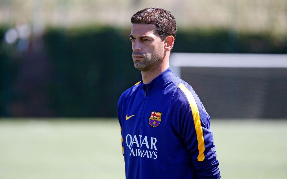 "Gerard López: ""Hem de competir, som el Barça i no podem abaixar els braços"""