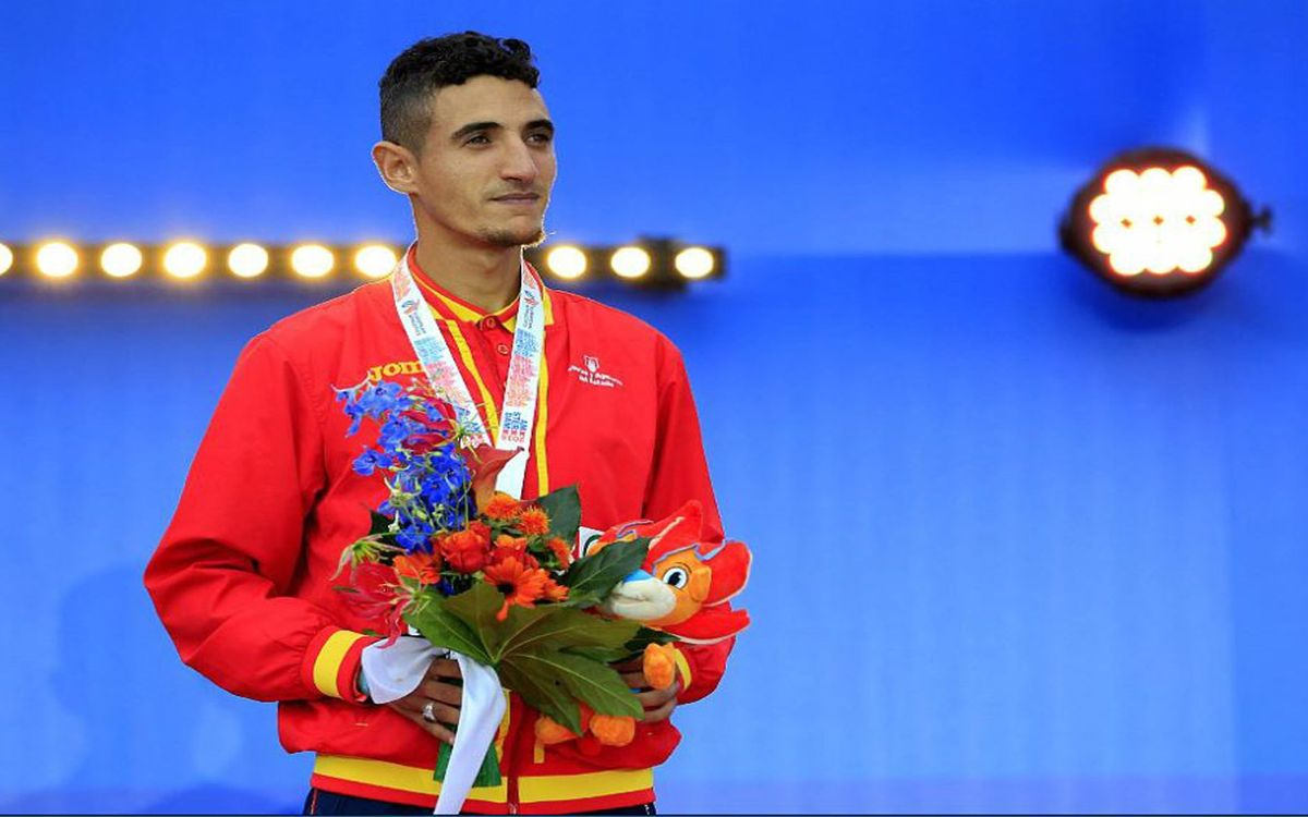 Ilias Fifa, new European 5,000 metre champion