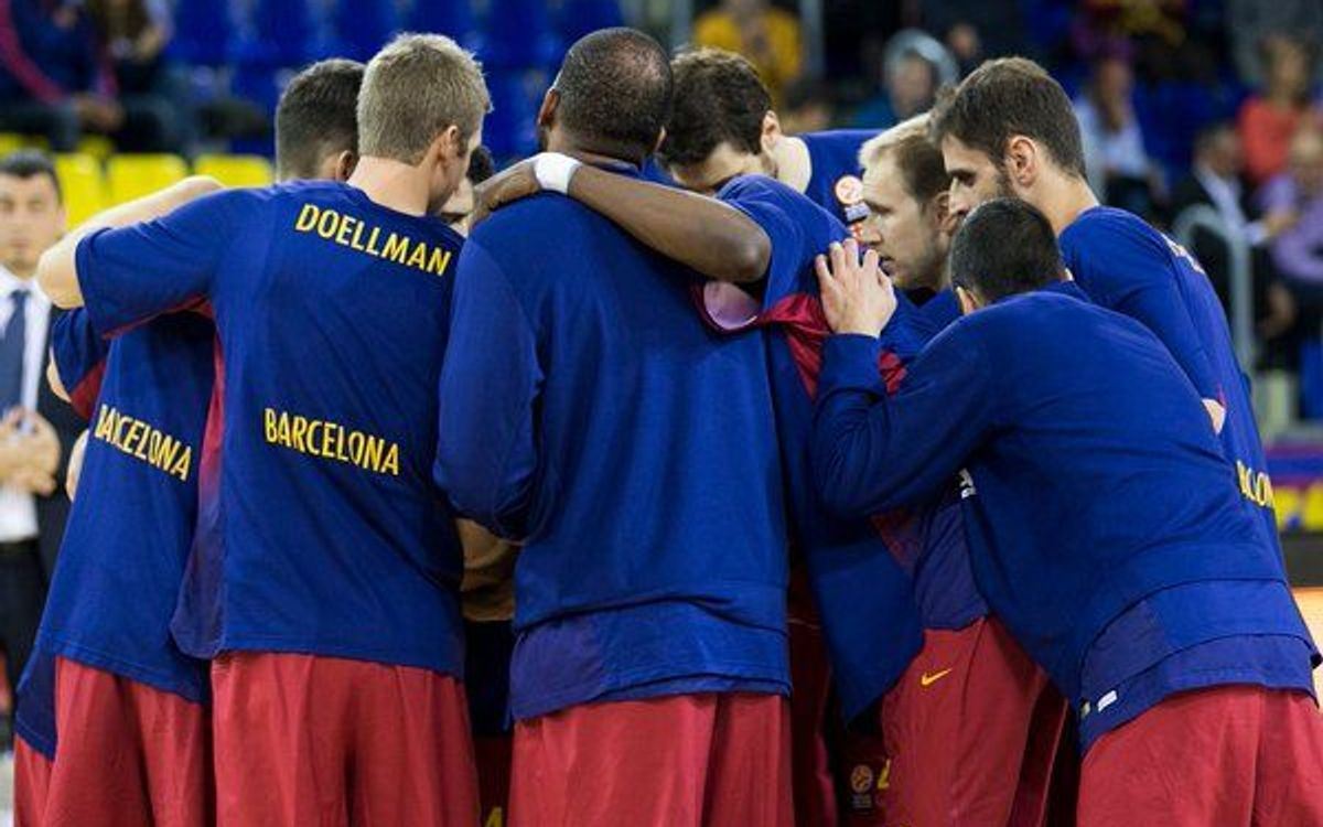FC Barcelona Lassa in eleventh consecutive semi-final of Liga Endesa