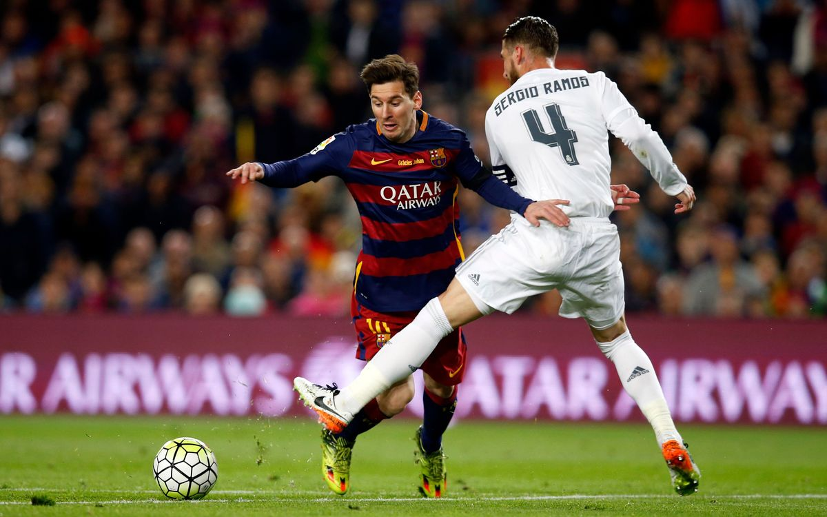 FC Barcelona fall to Real Madrid, 2–1, as long unbeaten streak ends in disappointment