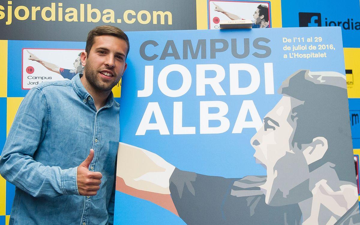 Jordi Alba praises Sevilla ahead of Copa del Rey final