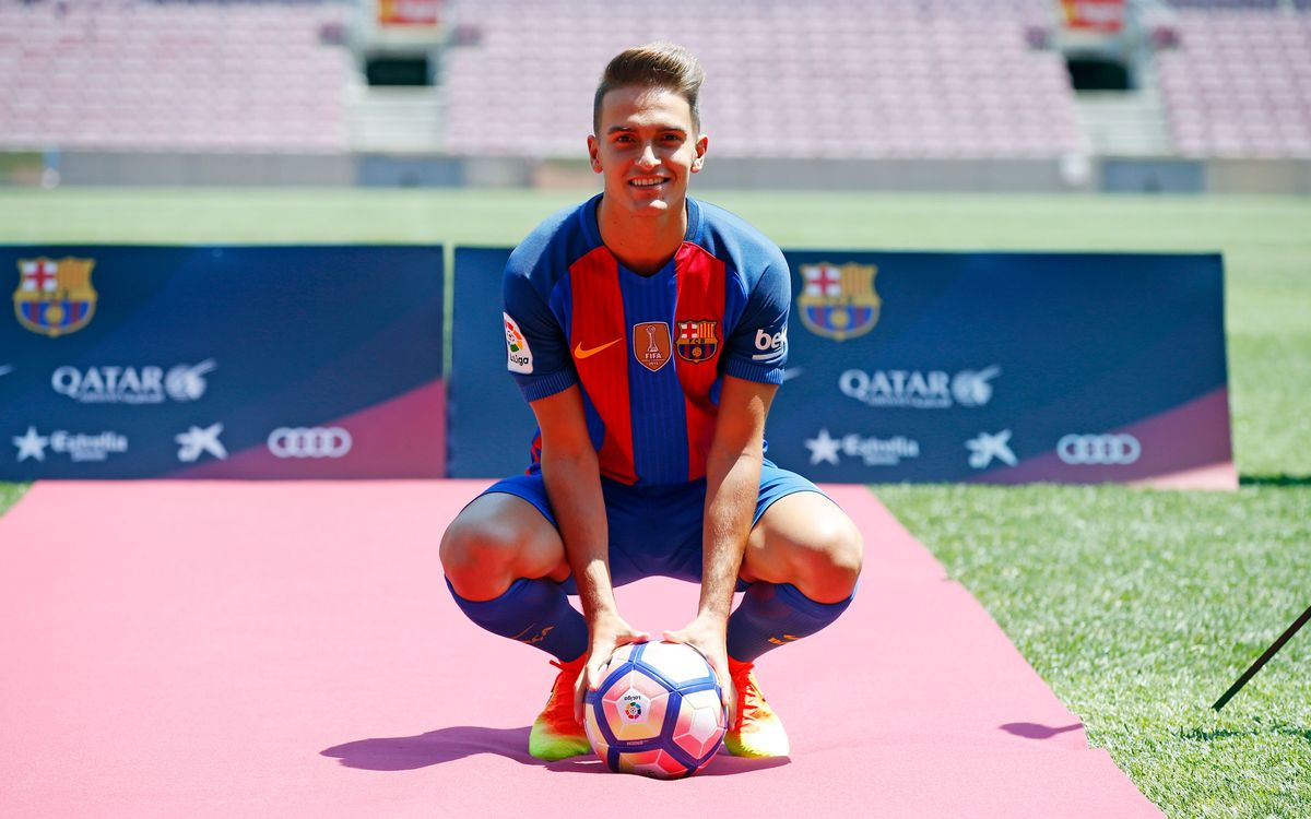 "Denis Suárez: ""Barça is the best team I could play for"""
