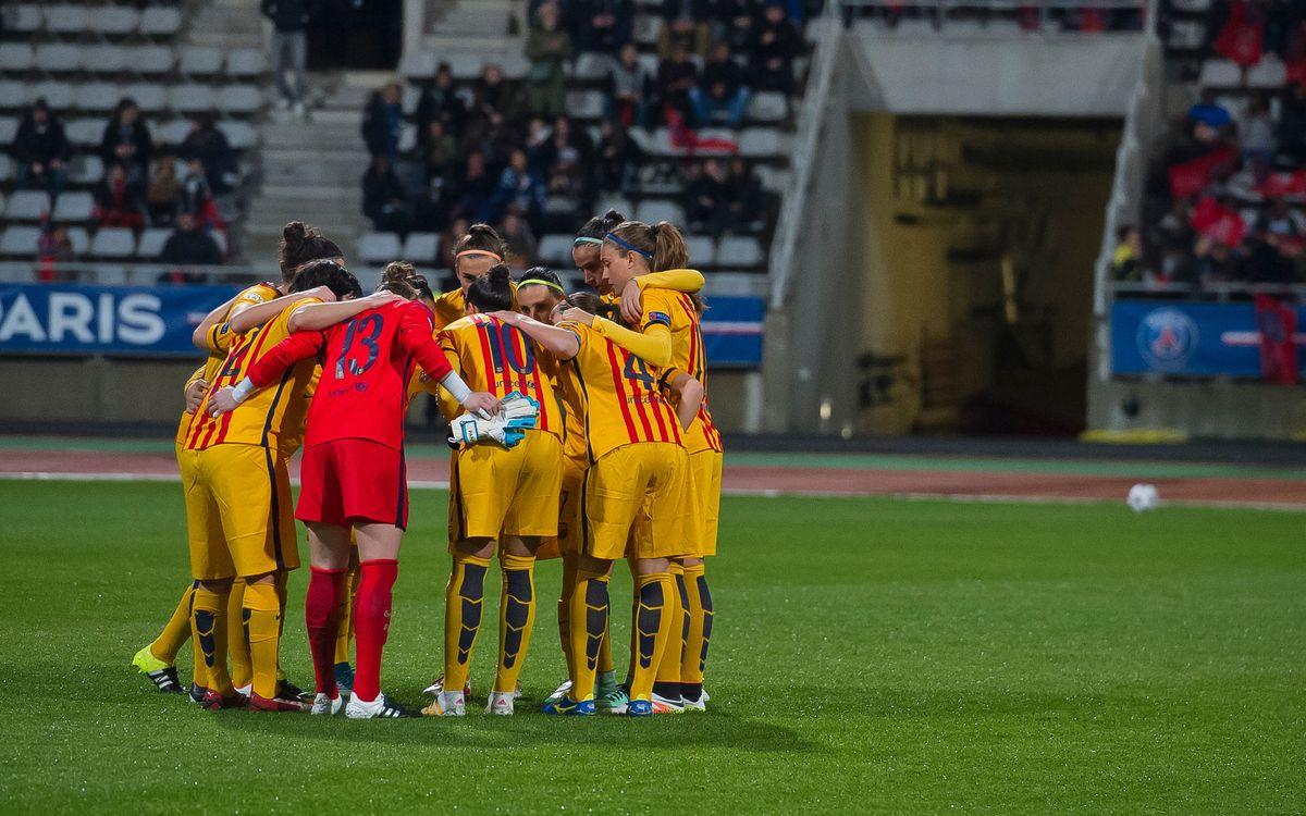 Sporting Huelva - FC Barcelona Femenino (previa): A tope a por la Liga