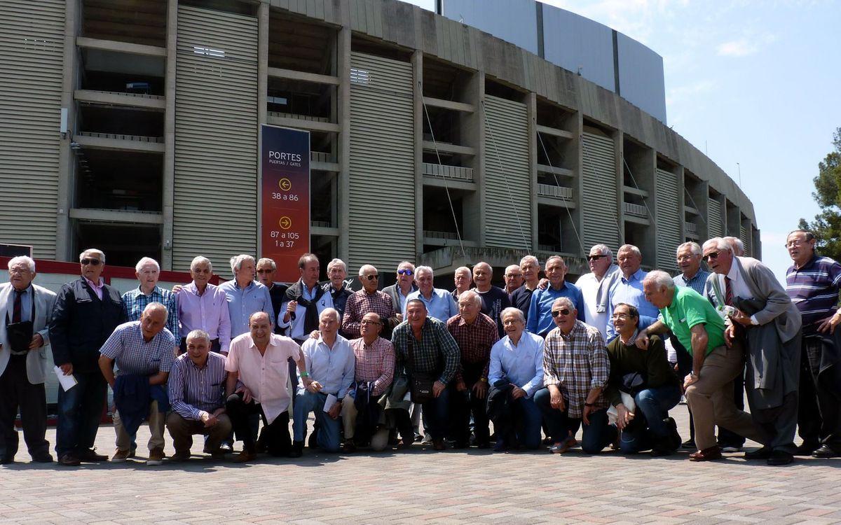 Ya está en marcha la Folga 65 de la Agrupación Barça Jugadores