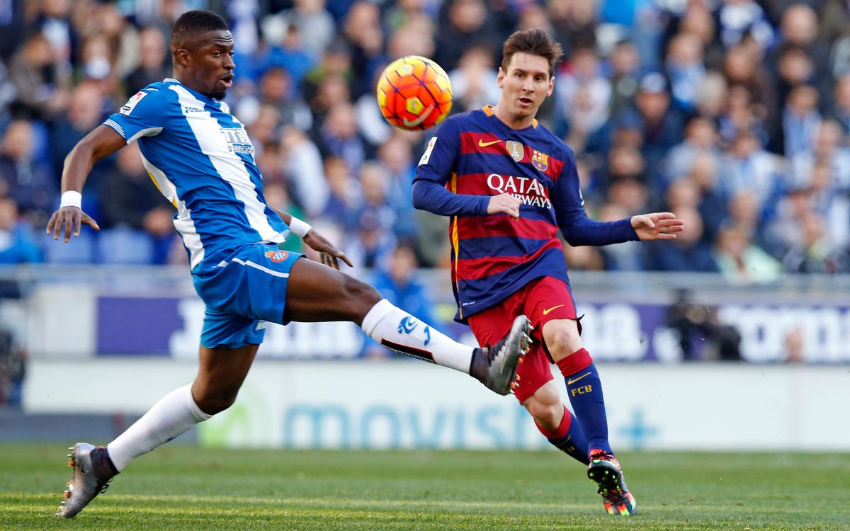 In derby, Barça to face an Espanyol in need of a point