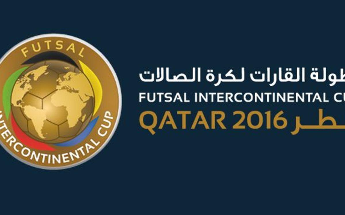 El Barça Lassa ja coneix els seus rivals a la Futsal International Cup