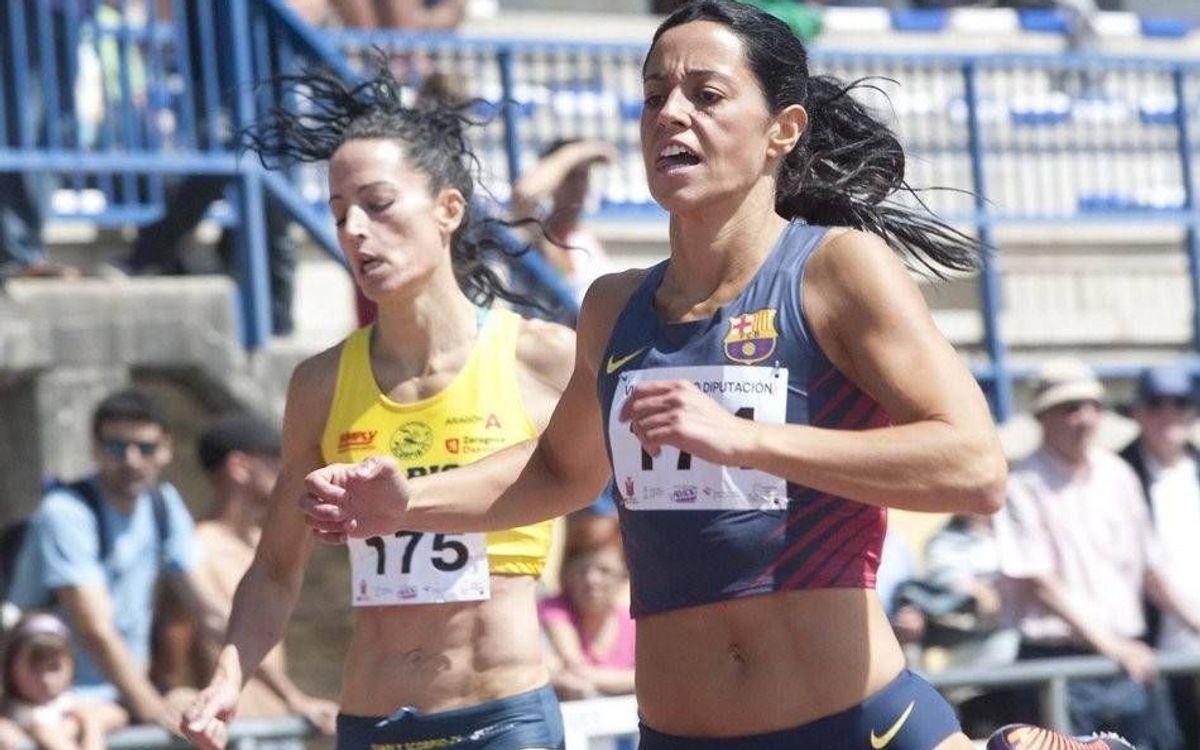 Cinco atletas blaugranas en los Campeonatos Iberoamericanos
