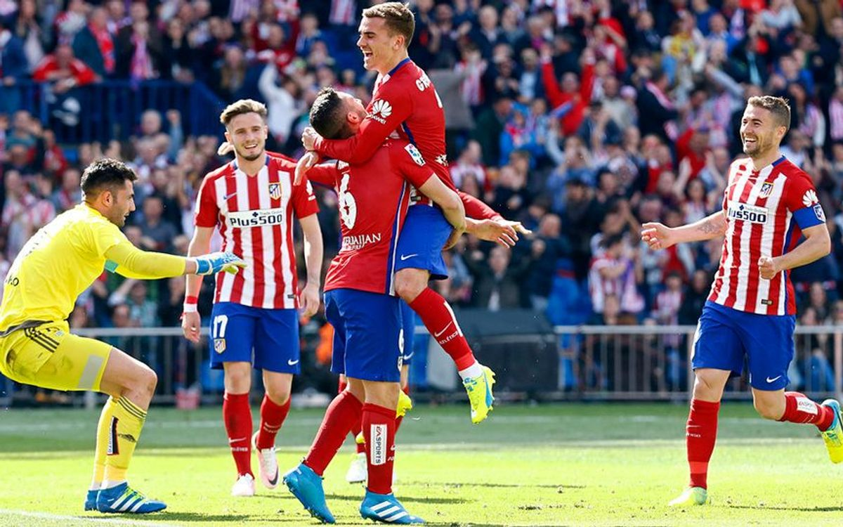 Atlético Madrid crush Betis ahead of visit to Camp Nou in the Champions League