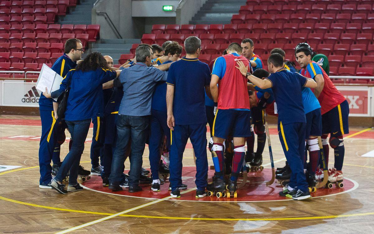 SL Benfica- FC Barcelona Lassa: El billete para la final será muy caro