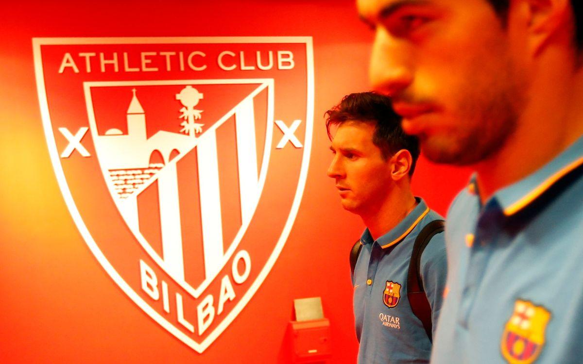 El Barça jugará en San Mamés el domingo 28 de agosto