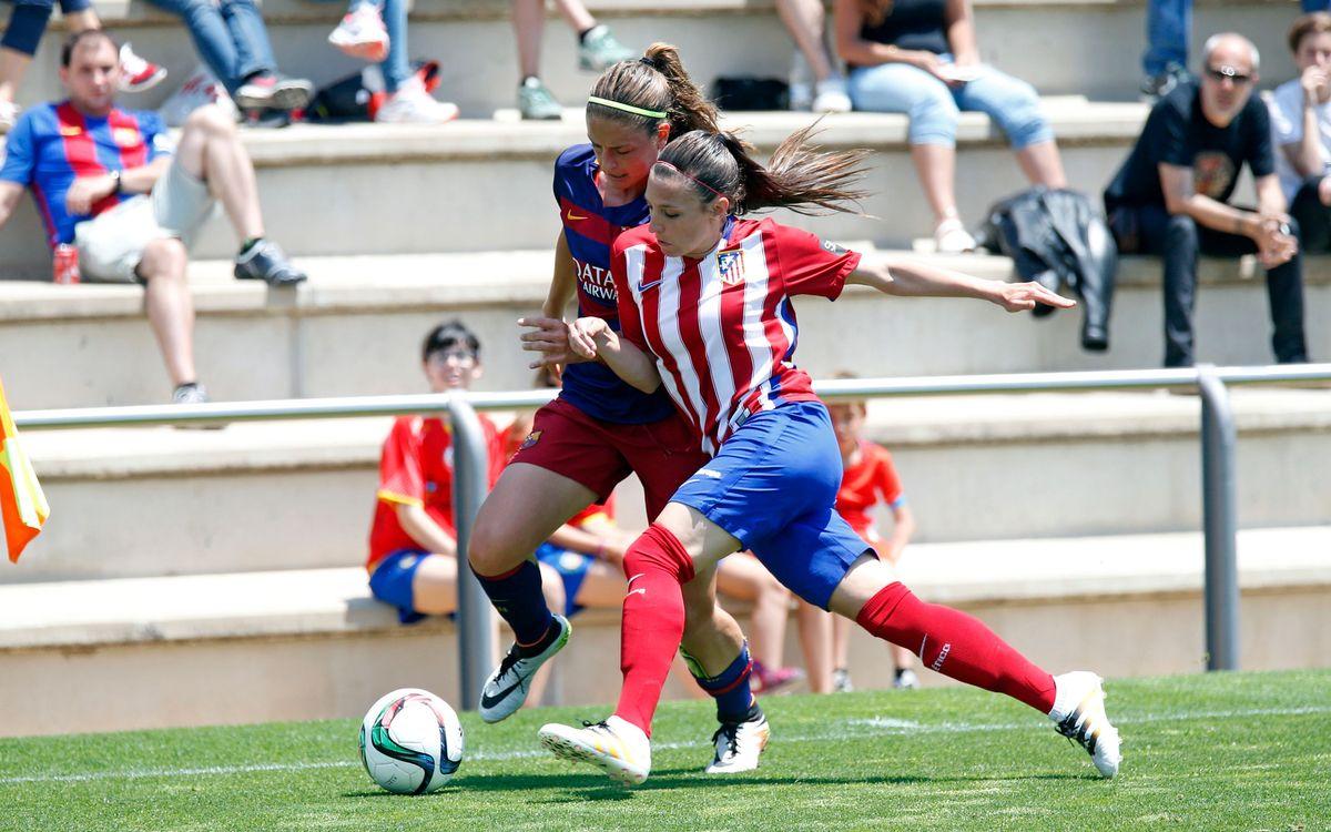 FC Barcelona Femení – Atlético Féminas (prèvia): El millor final