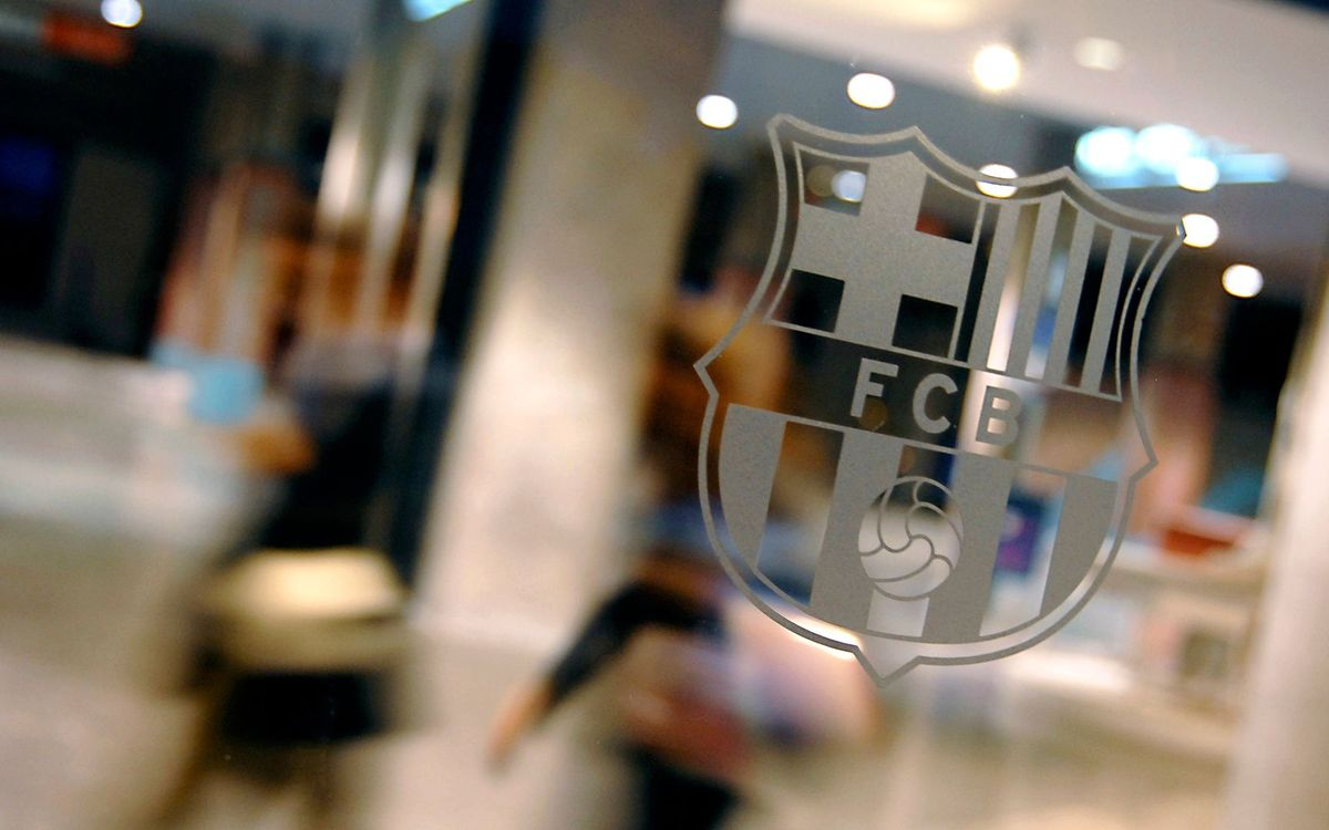 Official announcement from FC Barcelona