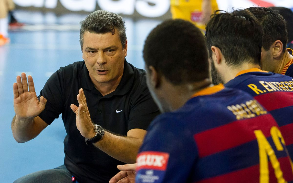 El Barça Lassa retoma el camino de la competición