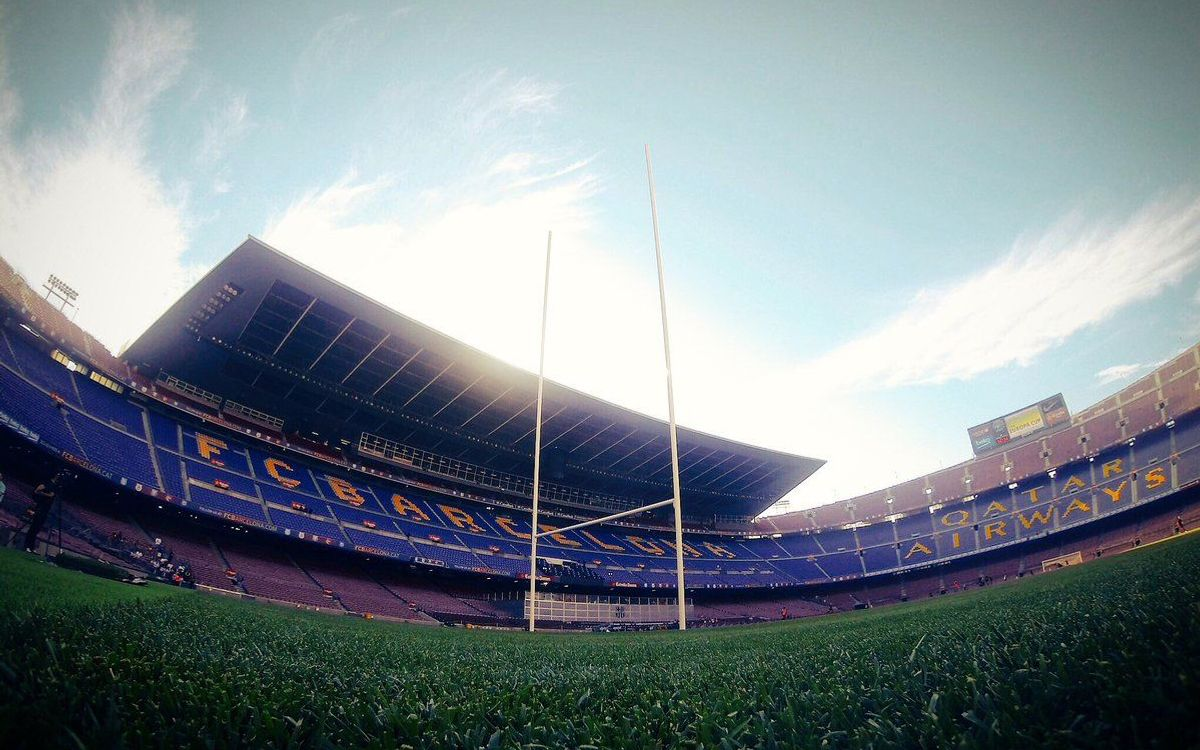 Record crowd awaits Racing 92 and RC Toulon for French Top 14 rugby final at Camp Nou
