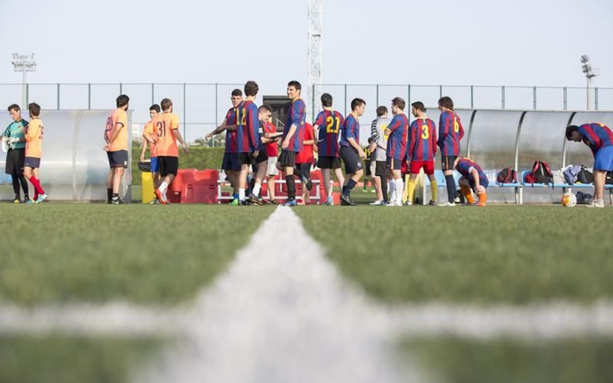 La Lliga de Socis ja s'enfila cap a les finals del diumenge al Camp Nou