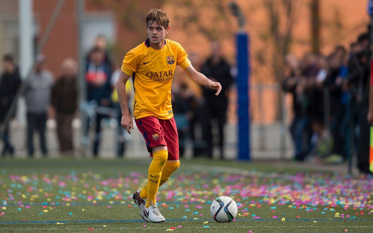 Quinti jugarà cedit una temporada al Lleida Esportiu