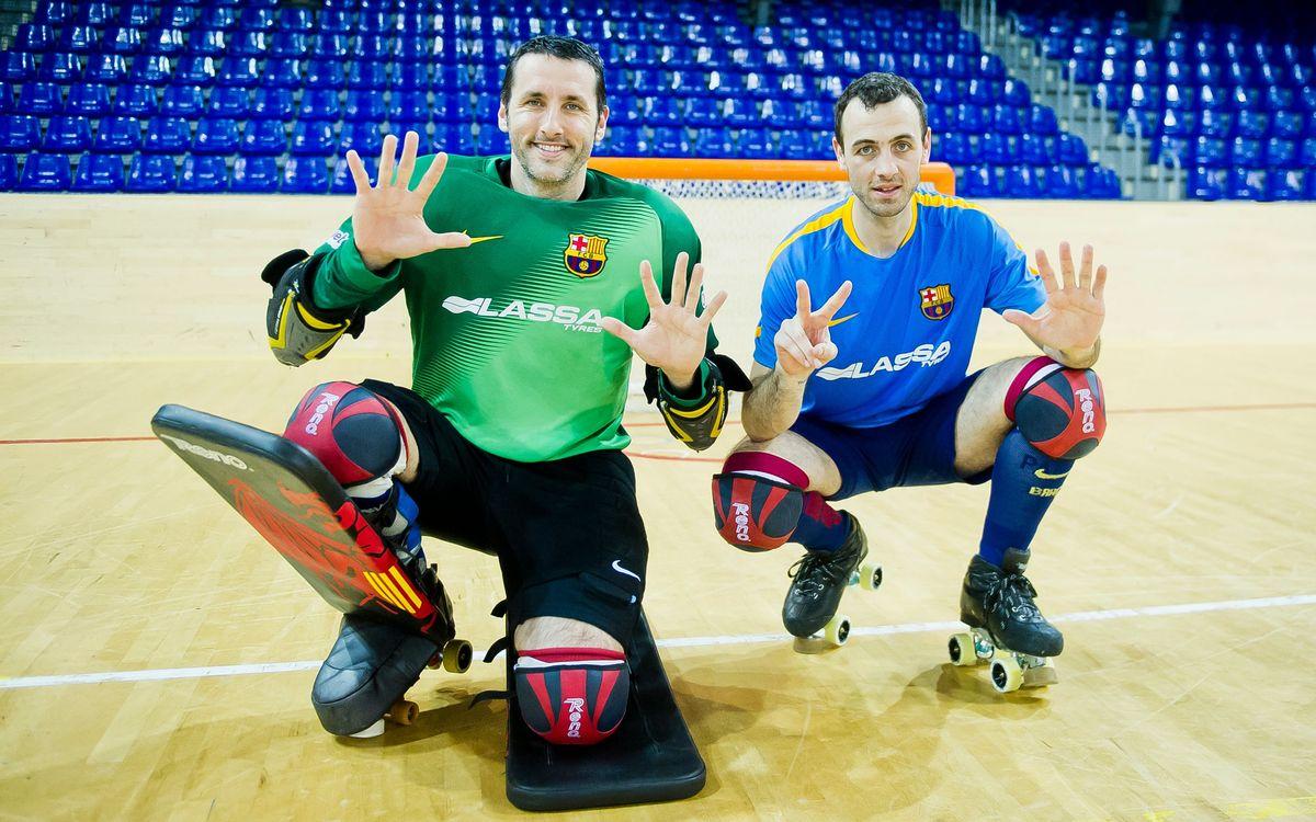 Egurrola i Panadero posen adjectius a les seves Lligues Europees
