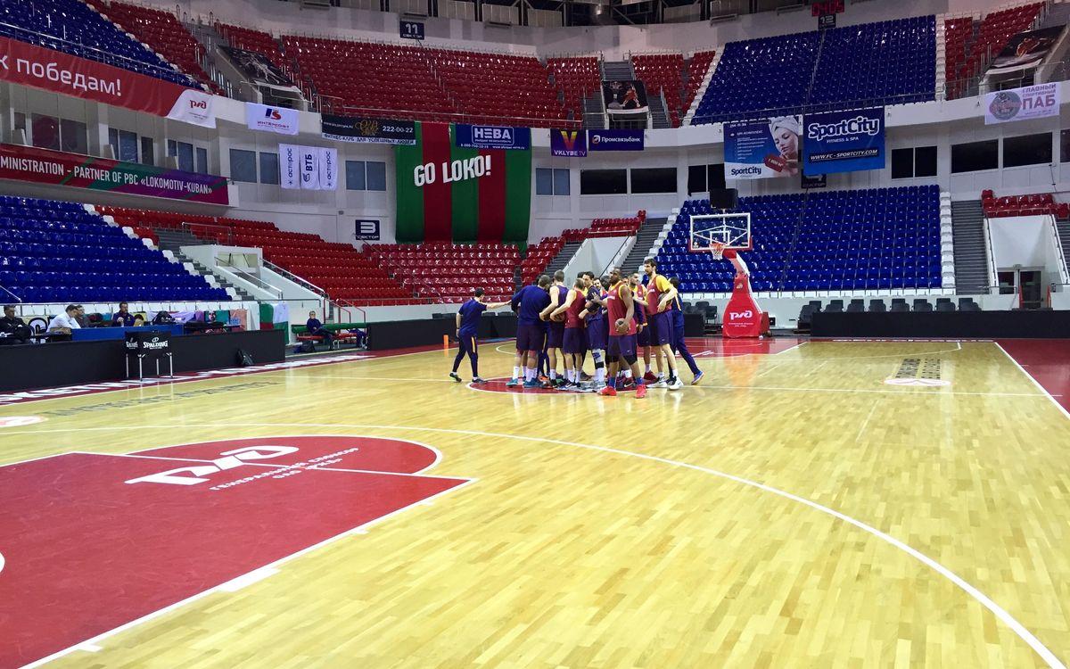 Segunda oportunidad para ganar en Krasnodar