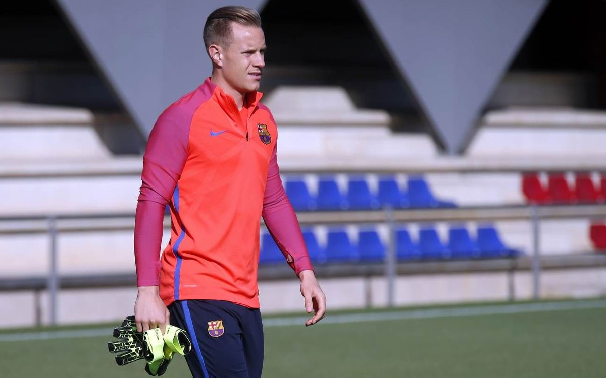 Ter Stegen out of Spanish Super Cup first leg