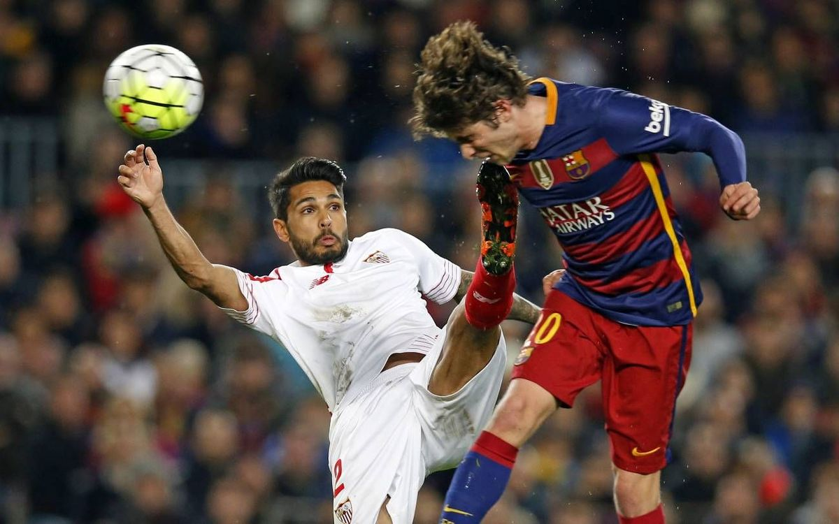 FC Barcelona and Sevilla to face off in both Copa del Rey final and Spanish Super Cup