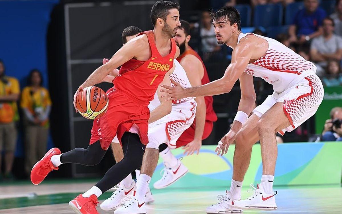 Navarro hace historia con su 5ª participación en unos Juegos Olímpicos