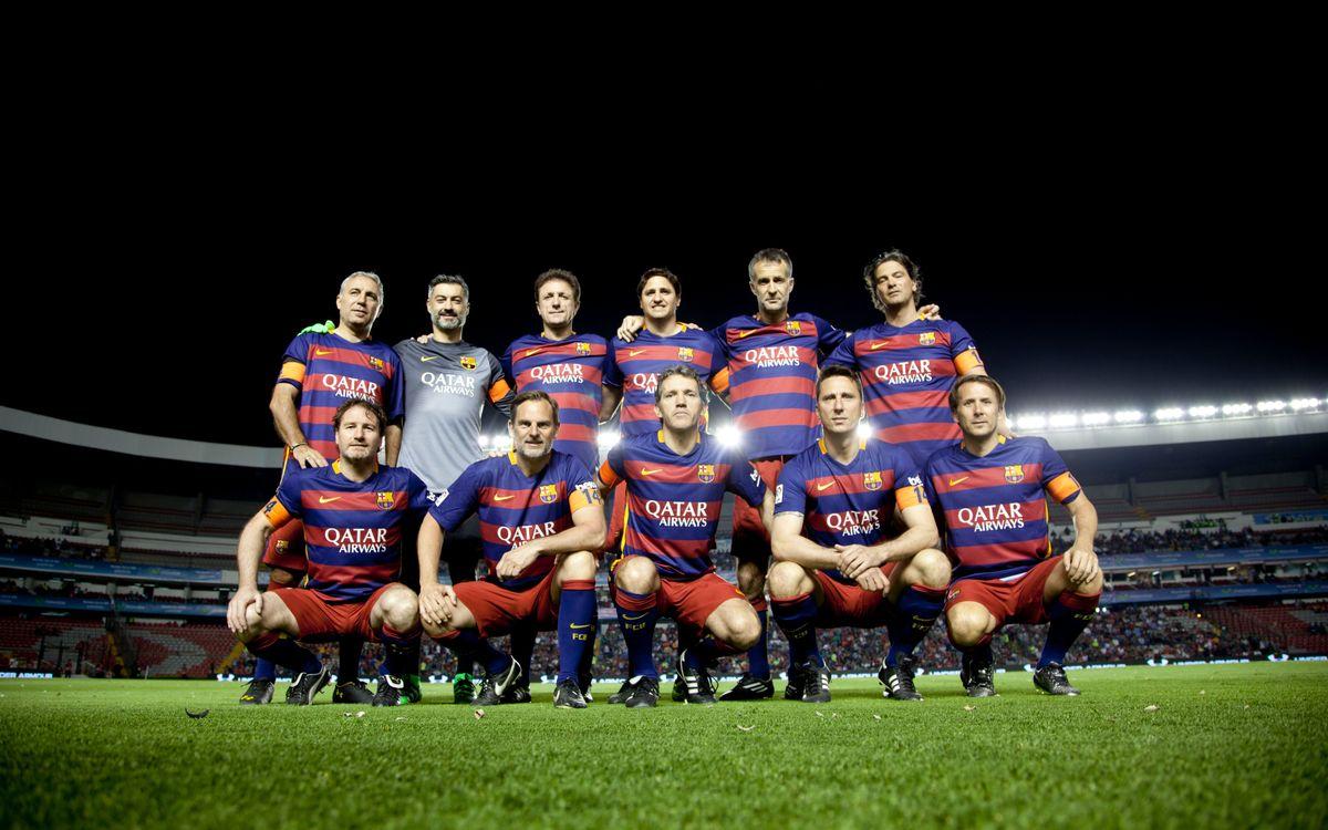 El partido entre el FC Barcelona Legends-Manchester United se aplaza hasta nueva fecha