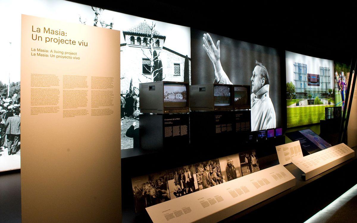 El Museo inaugura un espacio dedicado a la Masía, 'La cuna de nuestra identidad'