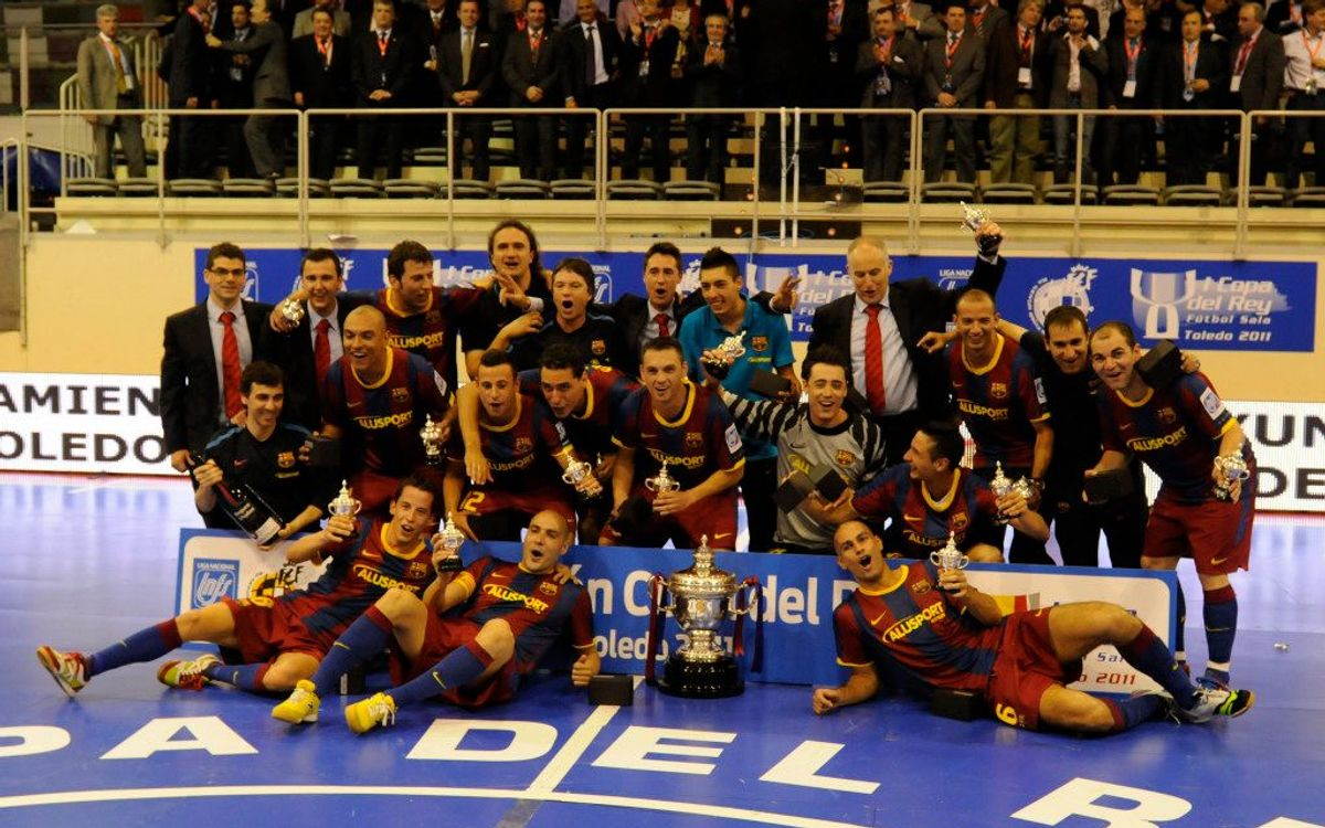FC Barcelona Lassa – Movistar Inter: Una final inédita