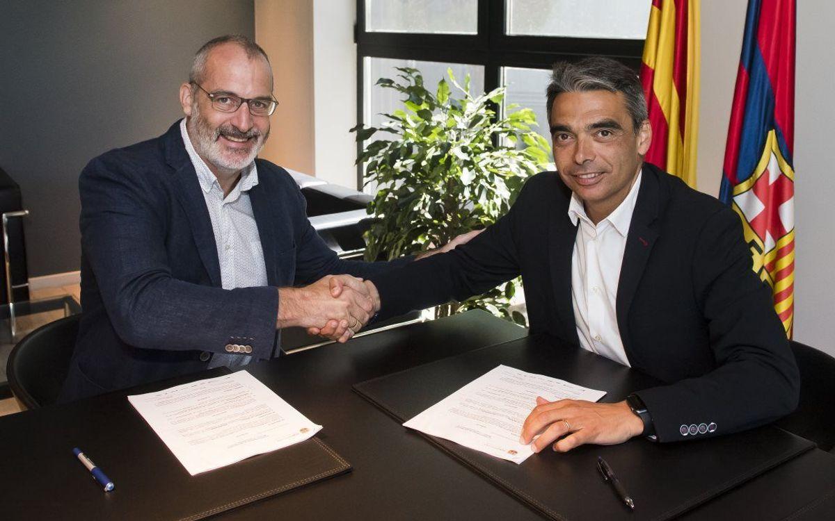 L'11 de setembre, amistós del Barça Lassa a Montsó