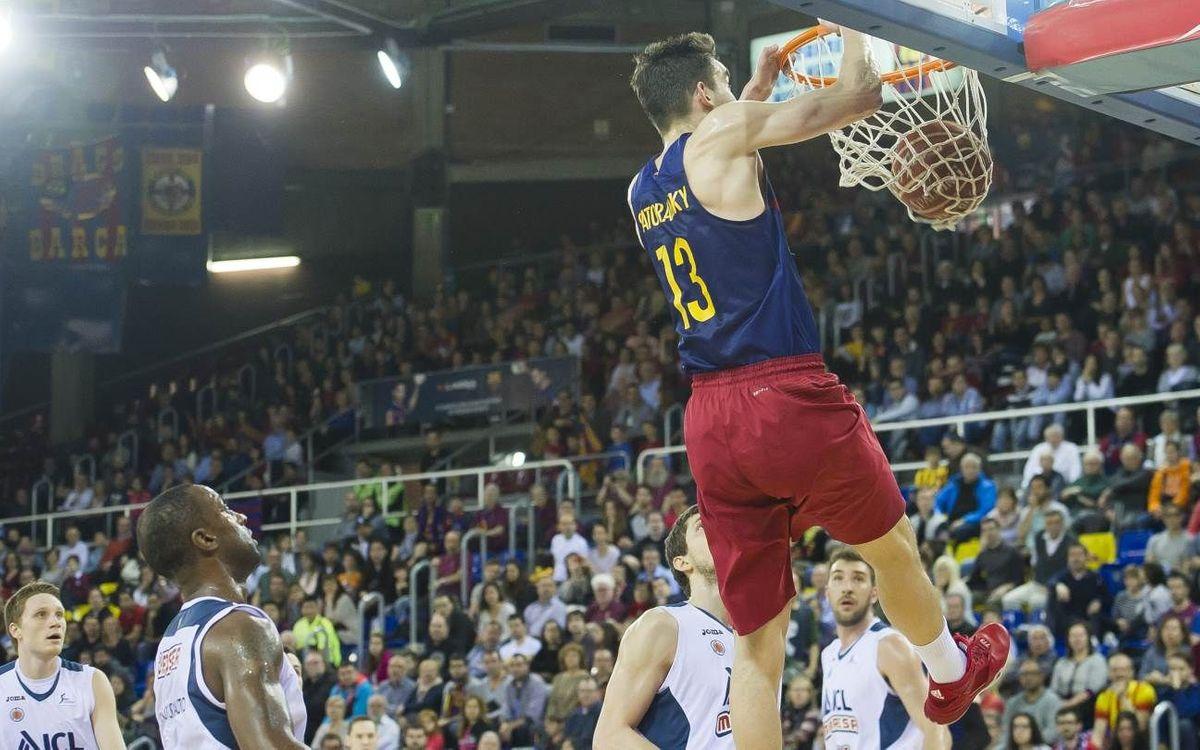 Tomas Satoransky, MVP del mes de abril en la Liga Endesa