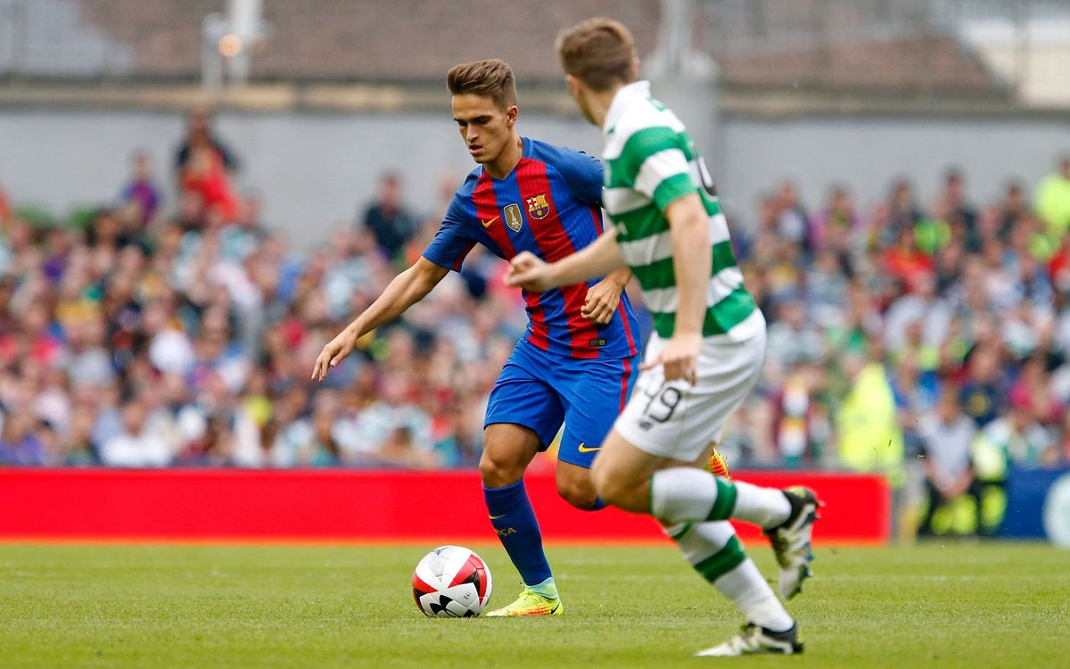 Denis Suárez and nine from FC Barcelona B make first team debuts