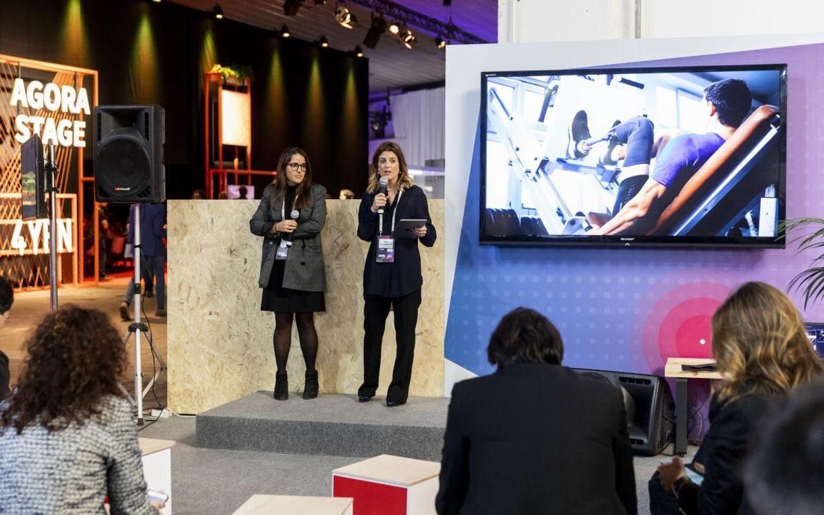 La primera competició d'start-ups de turisme esportiu es presenta al Mobile