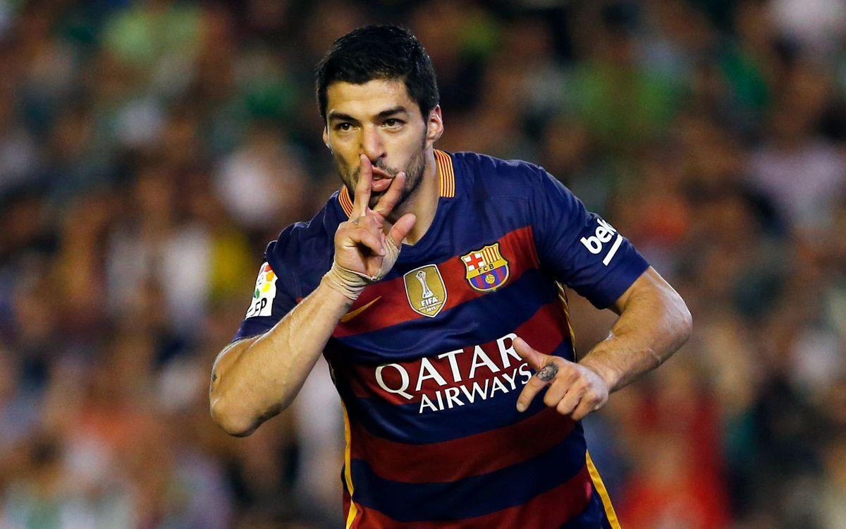 Luis Suárez refuerza el Pichichi y la Bota de Oro