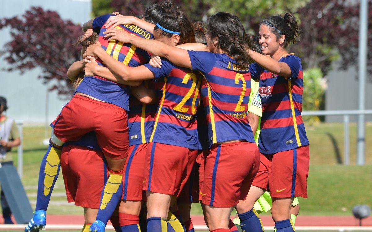 FC Barcelona v Levante: Into the Copa de la Reina final! (3-0)