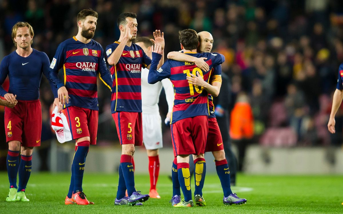 La Liga conquest begins at Camp Nou
