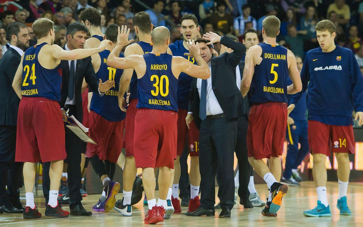 Vota los jugadores del Barça Lassa para el MVP de la Liga