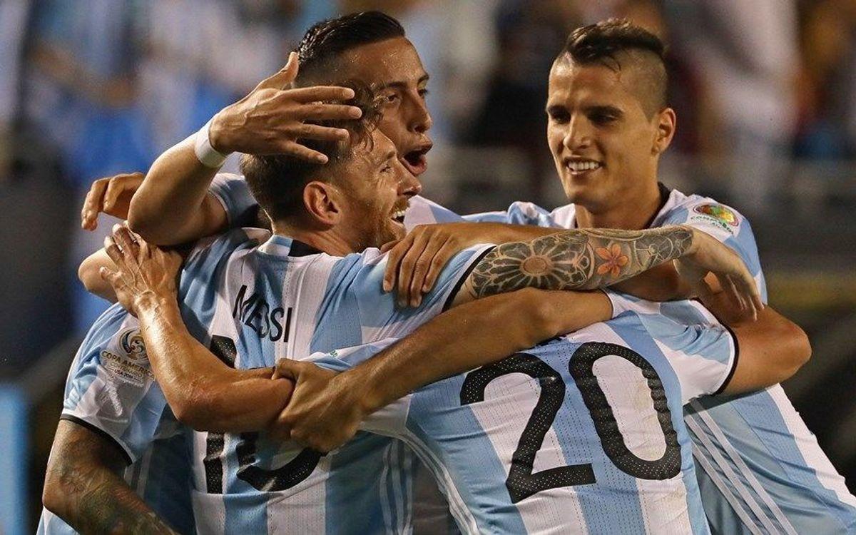 La premsa nord-americana respecta Messi