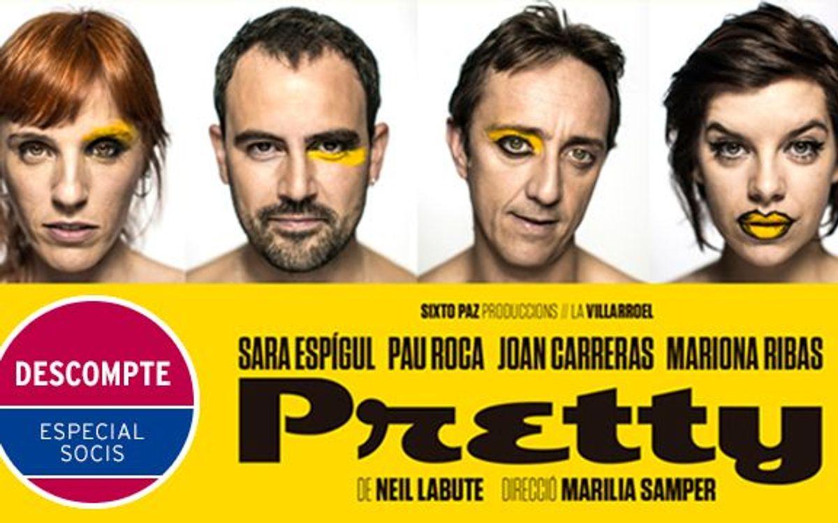 'Pretty', a La Villarroel amb descompte especial per als socis