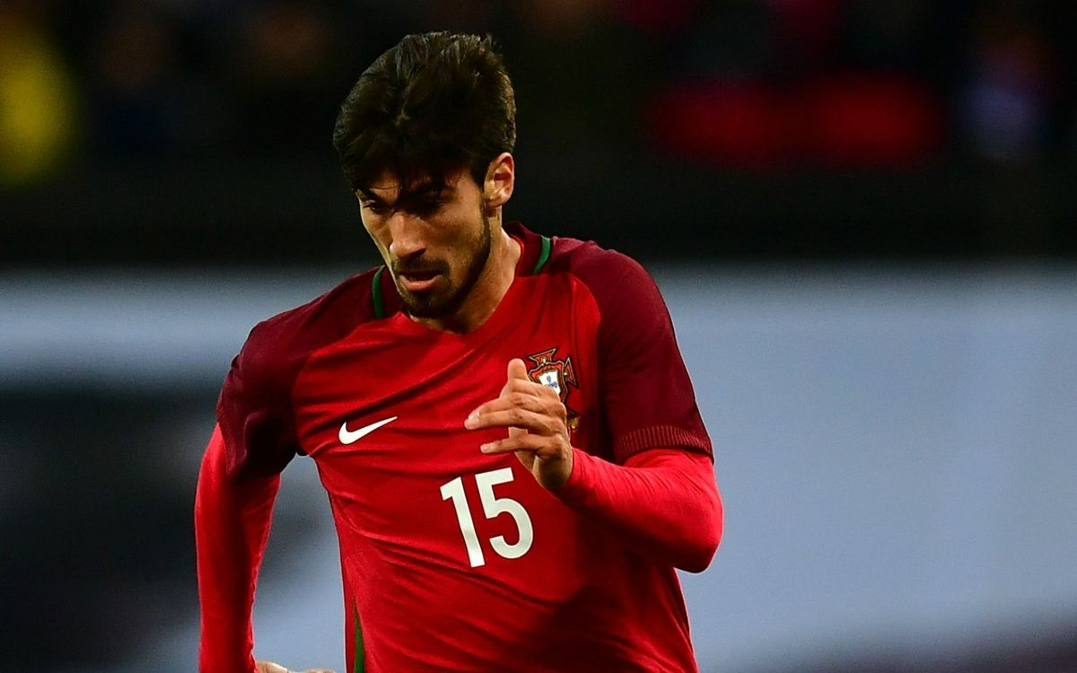 Agreement with Valencia for André Gomes