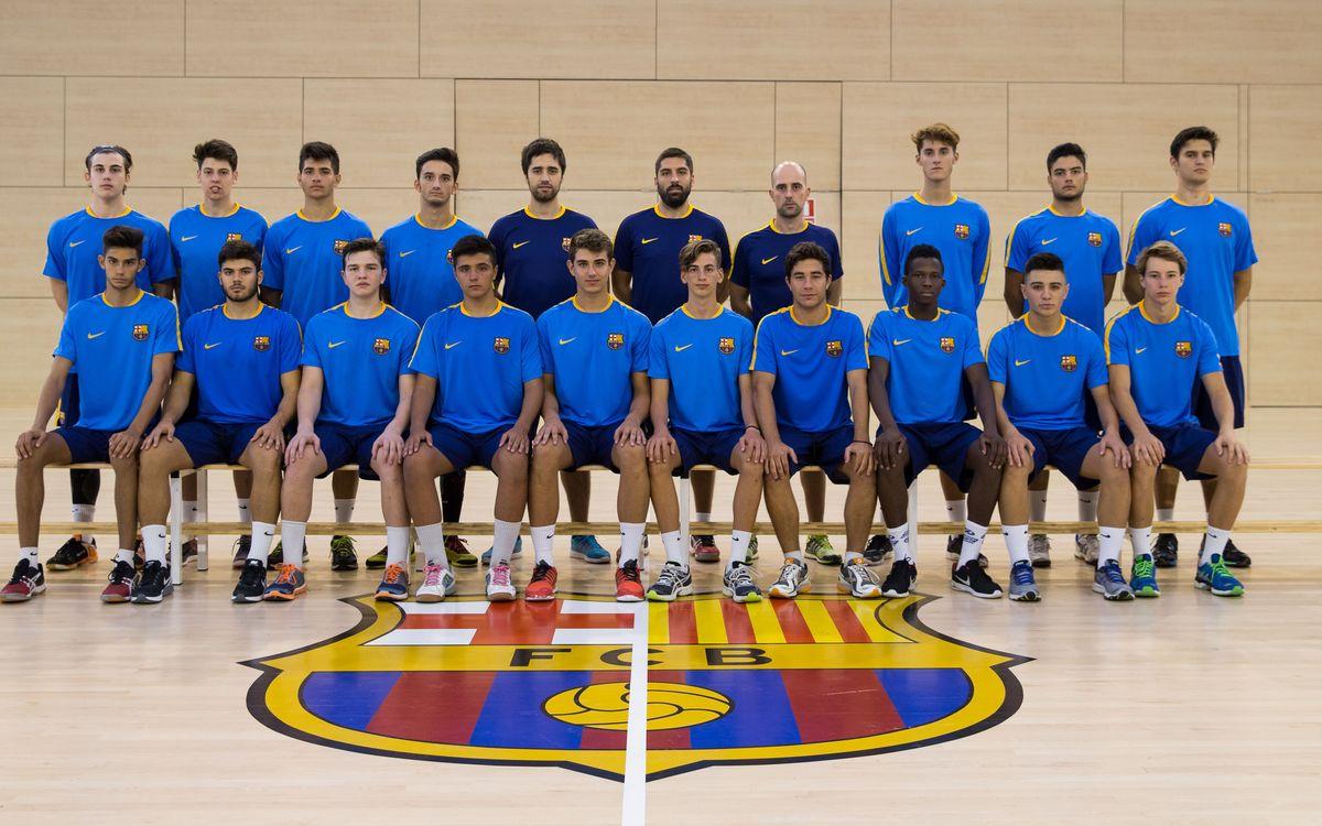 El Juvenil, subcampeón de España; el Cadete, segundo en la Minicopa