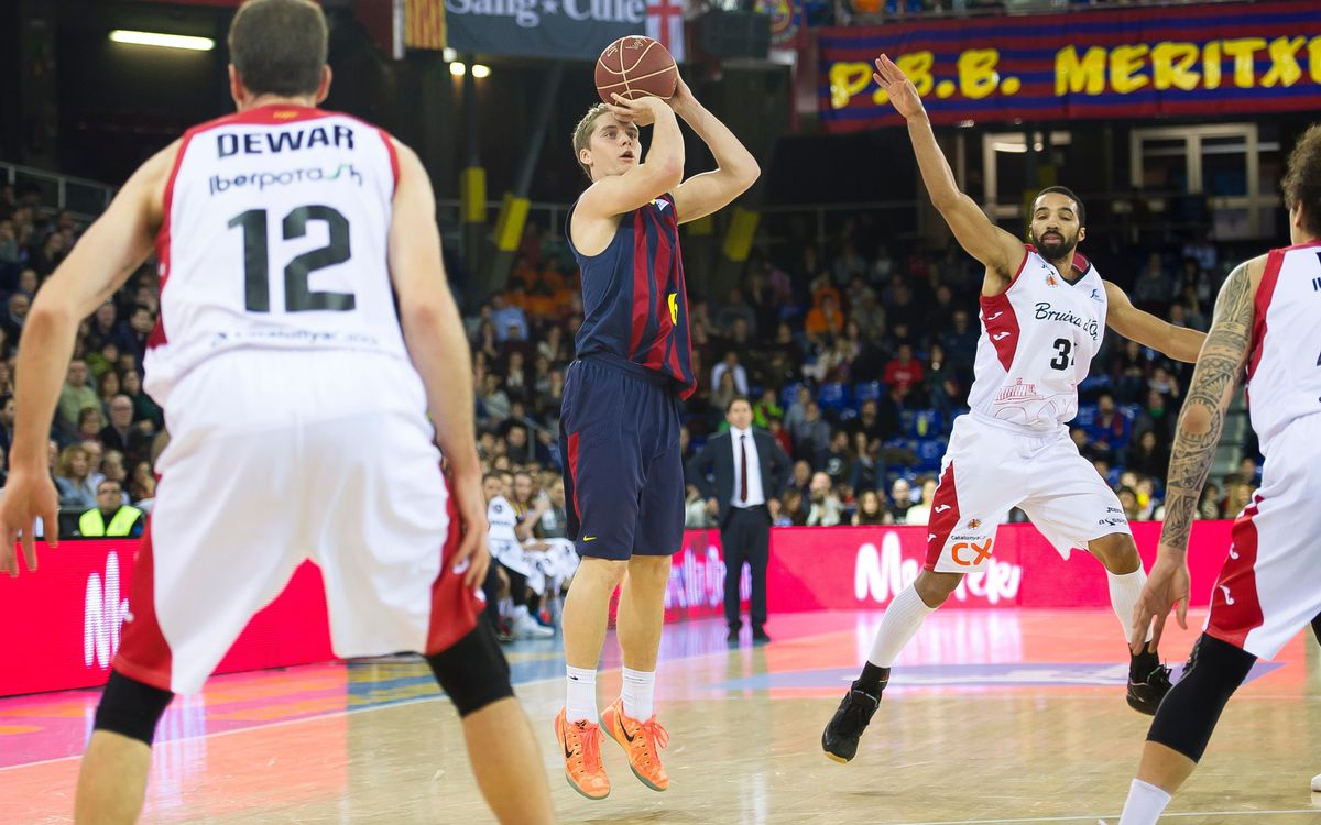 Hakanson, cedido al Baloncesto Sevilla