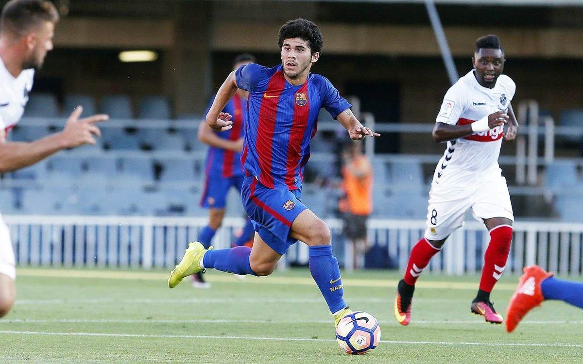 Barça B – At. Saguntí: Torna la Lliga!